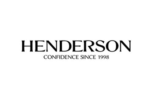 logo of ur client, polish lingerie brand Henderson