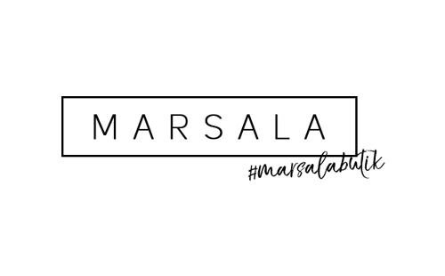 logo Marsala Butik, polish online clothing shop