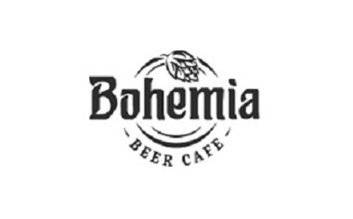 logo of Bohemia restauran in Gdańsk, Poland
