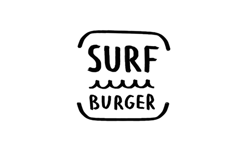 logo of Surf Burger, burger joint from Poland