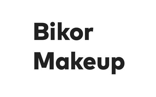 Polish producer of cosmetics Bikor makeup logo