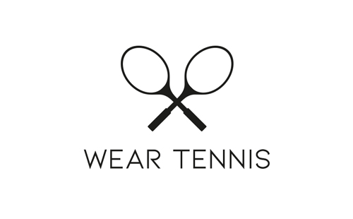 logo of Polish clothing brand for tennis players Wear Tennis