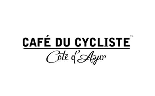 logo of French clothing brand for Cyclists Café du Cycliste
