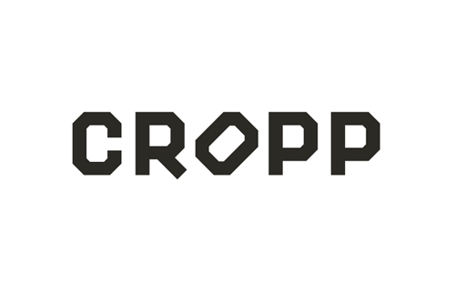 logo of Polish clothing brand Cropp from Gdańsk