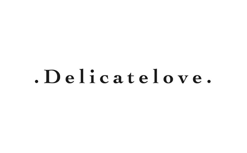 logo of german clothing brand Delicatelove