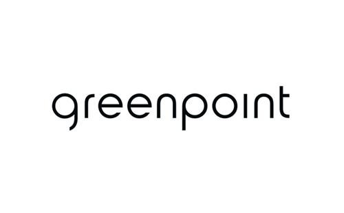 logo of Polish clothing brand greenpoint