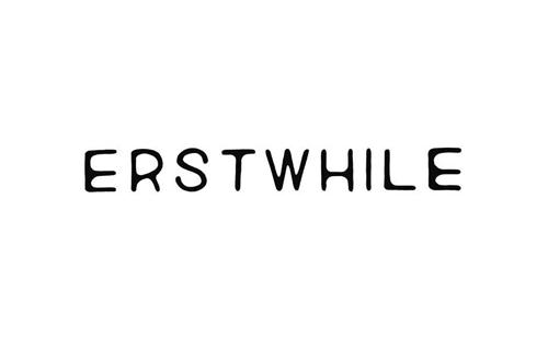 logo of Belgian clothing brand Erstwhile