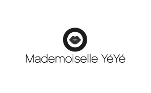 logo of german clothing brand Mademoiselle YéYé