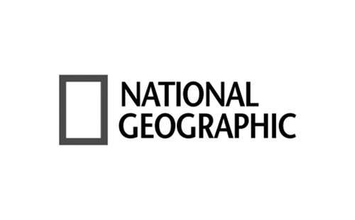 logo of our client, National Geographic