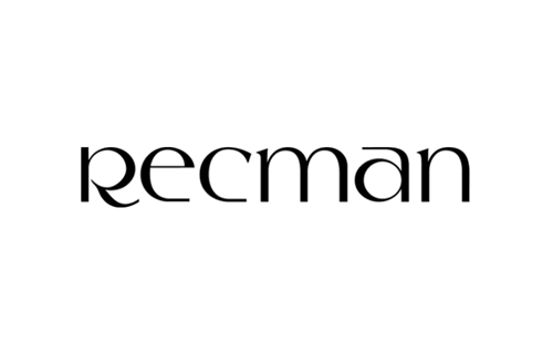 logo of our client, polish clothing brand Recman